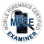 Mobile Forensics Certified Examiner MFCE